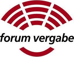 Forum-Vergabe Logo / Vergabegesetze