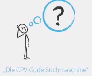 CPV-Code Suchmaschine