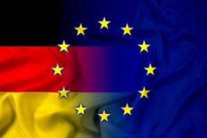 EU-Deutschland-Fahne