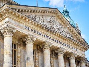 Bundesvesverwaltungsgericht in Leipzig