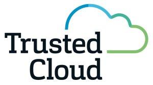 Logo der Trusted Cloud Initiative des BMWi
