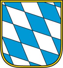 Wappenzeichen Bayern