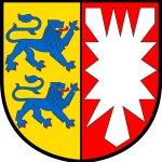 Jedermann-Wappen des Landes Schleswig-Holstein