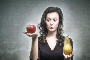 Bild zu Äpfel mit Birnen vergleichen