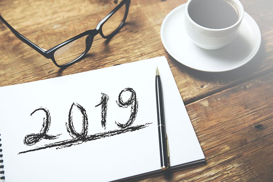 Vergabejahr im Ausblick 2019