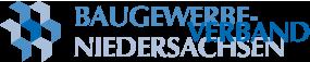 Logo des Baugewerbeverbands Niedersachsen