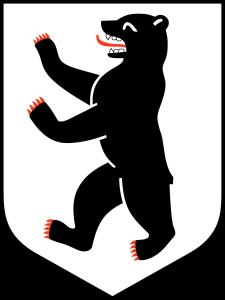 Wappenzeichen des Landes Berlin