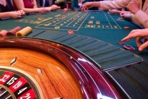 Roulette-Tisch