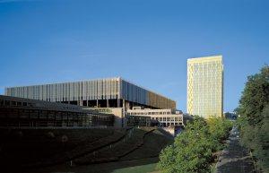 Foto des Europaeischen Gerichtshofs